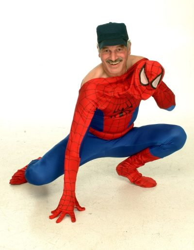 Spider-Man (See, It Is Me!)