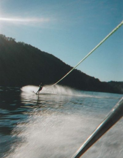 "Water Skiing ""One Ski"""